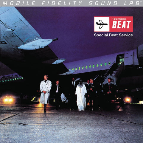 English Beat - Special Beat Service on Numbered Limited Edition LP from Mobile Fidelity Silver Label - direct audio
