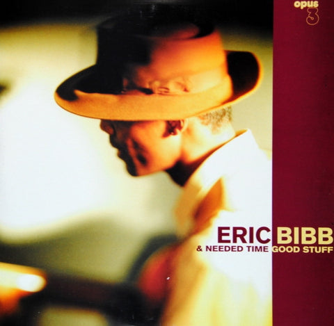 Eric Bibb And Needed Time - Good Stuff on 180g 45RPM Vinyl 2LP - direct audio