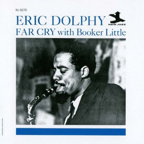 Eric Dolphy - Far Cry 200g LP (Stereo) (Out of Stock) - direct audio