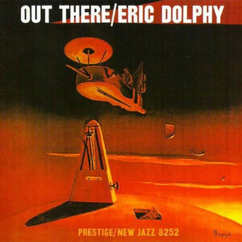 Eric Dolphy - Out There on Vinyl LP - direct audio