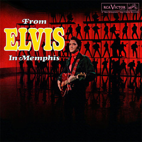 Elvis Presley - From Elvis In Memphis on Limited Edition 180g LP - direct audio