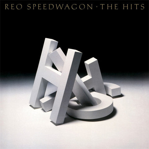 REO Speedwagon - The Hits Colored 180g Vinyl LP (Gold) - direct audio
