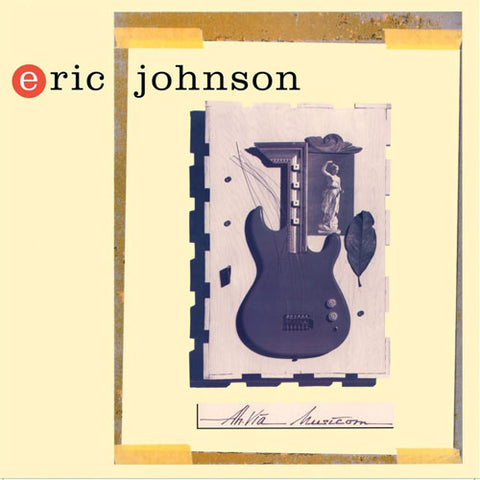 Eric Johnson - Ah Via Musicom Limited Edition 180g Vinyl LP