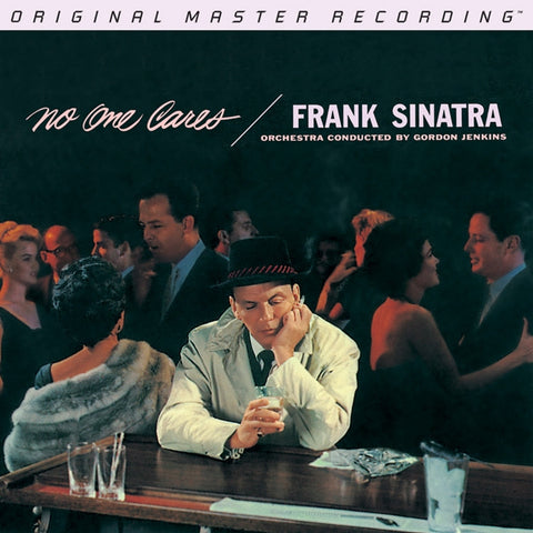 Frank Sinatra - No One Cares on Numbered Limited Edition 180g LP from Mobile Fidelity - direct audio