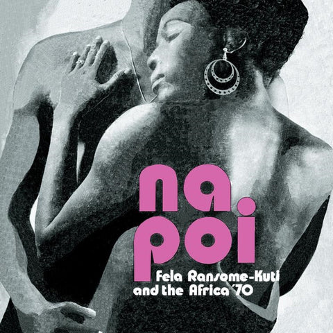 Fela Kuti - Na Poi on LP - direct audio