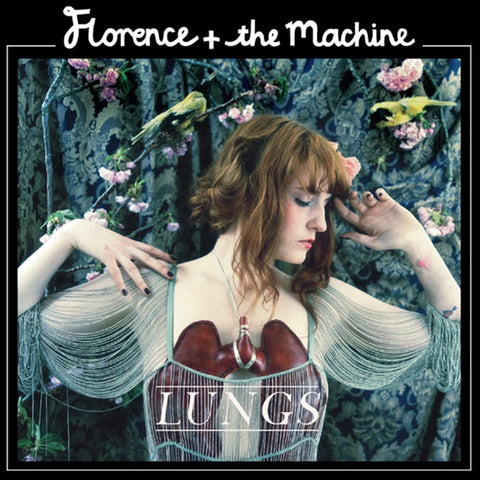 Florence And The Machine - Lungs on Vinyl LP - direct audio