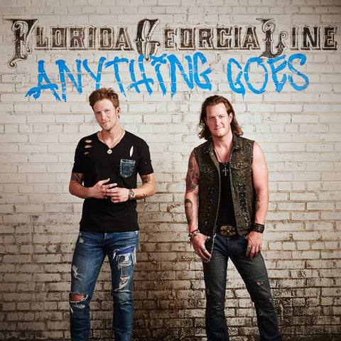 Florida Georgia Line  - Anything Goes on LP - direct audio