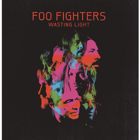Foo Fighters - Wasting Light on 2LP - direct audio