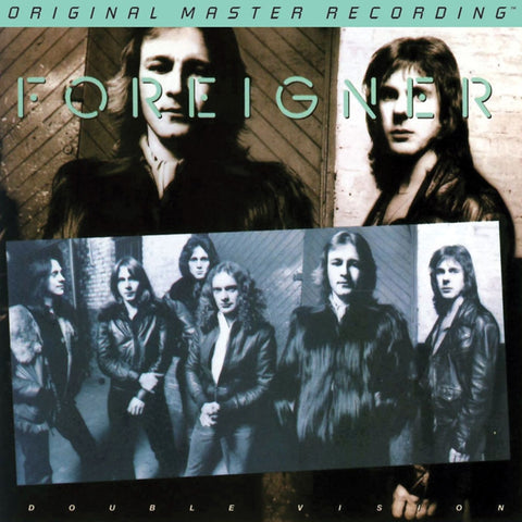 Foreigner - Double Vision on Numbered Limited Edition 180g LP from Mobile Fidelity (Awaiting Repress) - direct audio