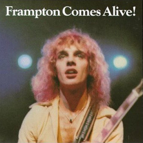 Peter Frampton - Frampton Comes Alive! on 180g 2LP - direct audio