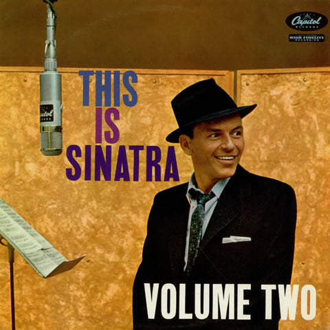 Frank Sinatra - This Is Sinatra Volume Two 180g Vinyl LP - direct audio