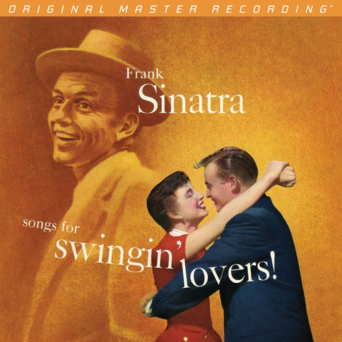 Frank Sinatra - Songs for Swingin' Lovers! on Numbered Limited Edition Hybrid Mono SACD from Mobile Fidelity - direct audio