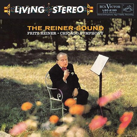 The Reiner Sound - Reiner - Chicago Symphony Orchestra on 200g LP - direct audio