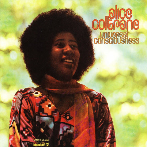 Alice Coltrane - Universal Consciousness Vinyl LP (Out Of Stock) - direct audio
