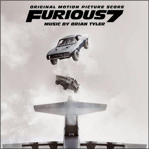 Brian Tyler - Furious 7: Original Motion Picture Score on Limited Edition Import 180g 2LP - direct audio