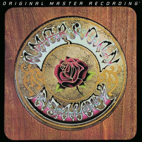 Grateful Dead - American Beauty on Numbered Limited Edition Hybrid SACD from Mobile Fidelity - direct audio