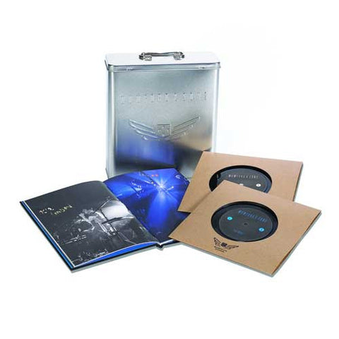 "Mumford & Sons - Wilder Mind Singles Collector's Edition 7"" Vinyl Box Set (6 Disc) - direct audio"
