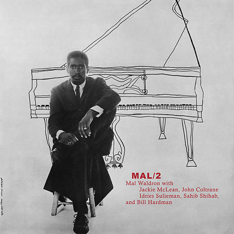 Mal Waldron - Mal/2 Vinyl LP - direct audio