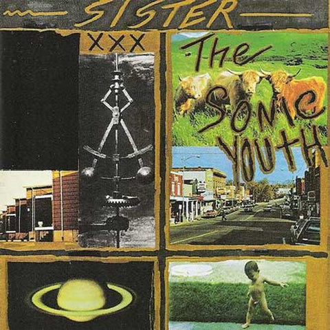 Sonic Youth - Sister Vinyl LP + Download - direct audio