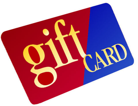 Gift Cards - direct audio