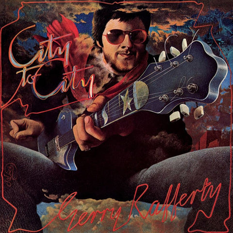 Gerry Rafferty - City To City 180g Import Vinyl LP - direct audio