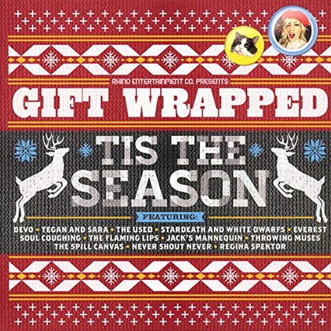 Gift Wrapped: Tis The Season - Various Artists LP - direct audio