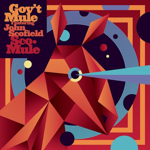 Gov't Mule - Featuring John Scofield Sco-Mule 180g Vinyl 2LP + Download - direct audio