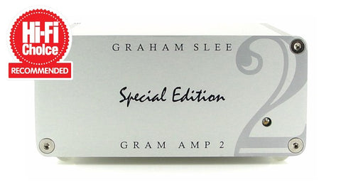 Graham Slee - Gram Amp 2 SE Phono Preamp (MM Only) - direct audio