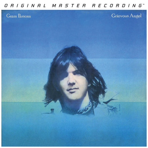 Gram Parsons - Grievous Angel on Numbered Limited Edition Hybrid SACD from Mobile Fidelity - direct audio