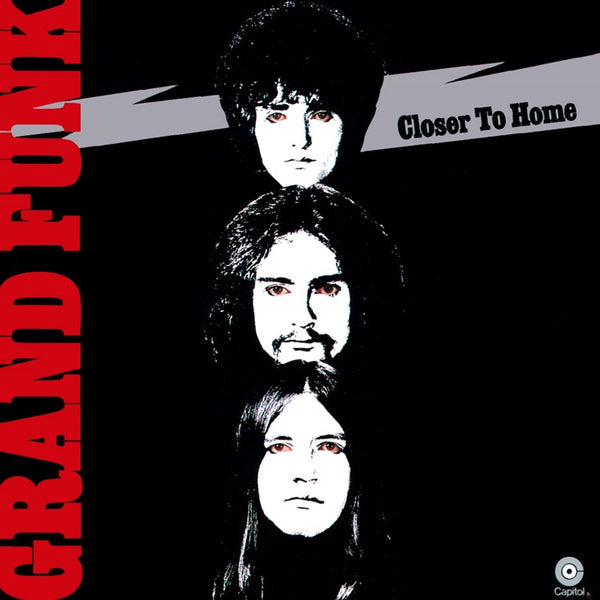 Grand Funk Railroad Closer To Home Limited Edition 180g