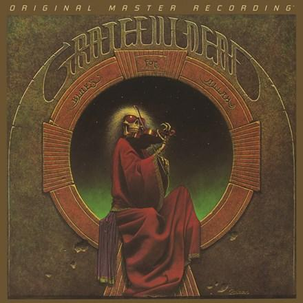 Grateful Dead - Blues For Allah Numbered Limited Edition Hybrid SACD - direct audio
