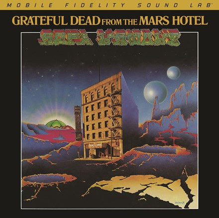 Grateful Dead - From The Mars Hotel Numbered Limited Edition Hybrid SACD - direct audio