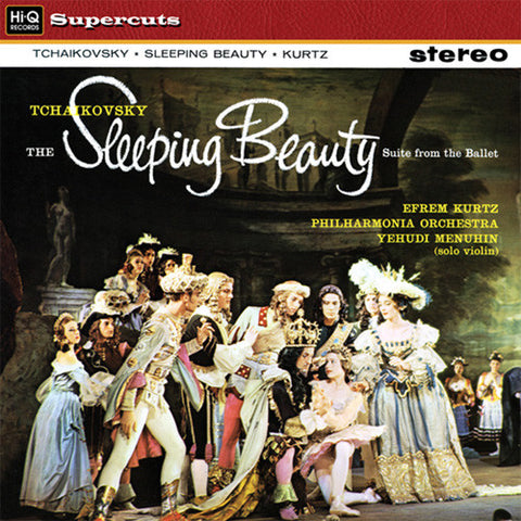 Tchaikovsky - The Sleeping Beauty Suite From the Ballet 180g Vinyl LP - direct audio