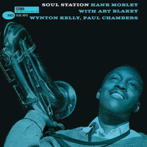 Hank Mobley - Soul Station Vinyl LP - direct audio