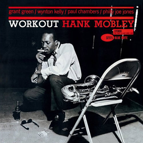 Hank Mobley - Workout on Hybrid SACD - direct audio