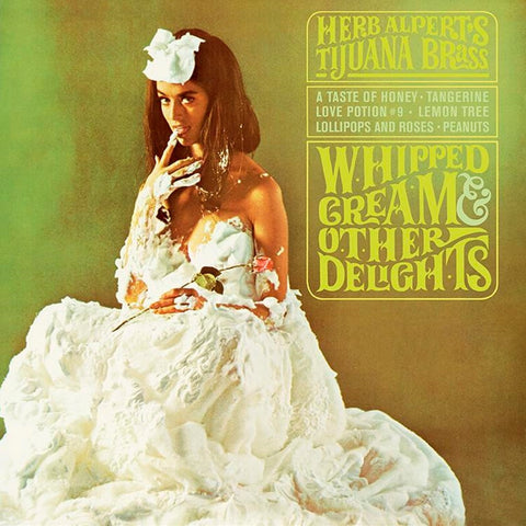 Herb Alpert's Tijuana Brass - Whipped Cream And Other Delights 180g Vinyl LP - direct audio