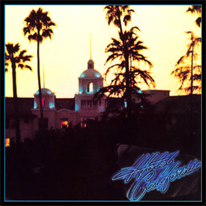 The Eagles - Hotel California 180g Vinyl LP - direct audio