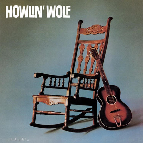 Howlin' Wolf - Howlin' Wolf on Limited Edition 180g Vinyl LP (Mono) - direct audio