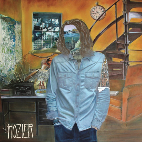 Hozier - Hozier 2LP + CD - direct audio