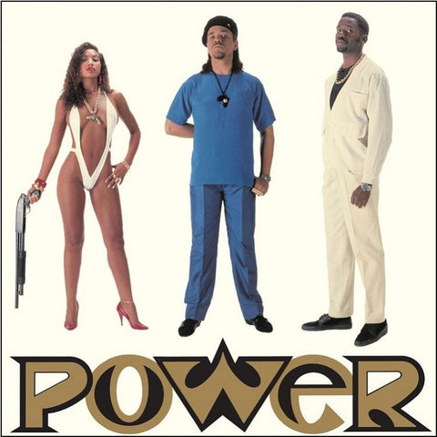 Ice-T - Power on 180g LP - direct audio - 1