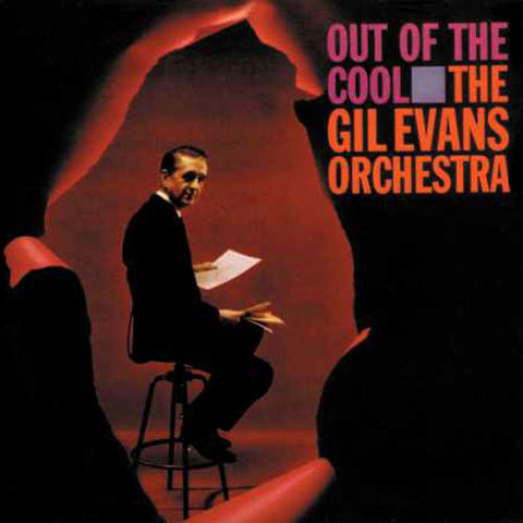 The Gil Evans Orchestra - Out of The Cool Vinyl LP - direct audio