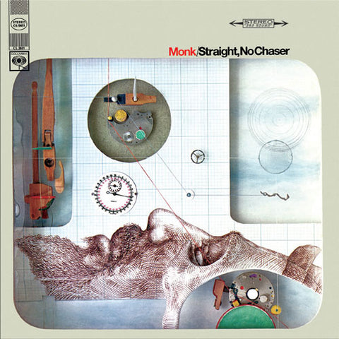 Thelonious Monk - Straight, No Chaser Numbered Limited Edition 180g Vinyl 2LP - direct audio