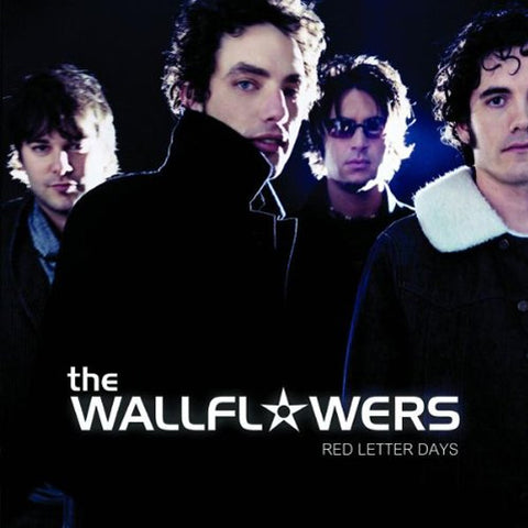 The Wallflowers Red Letter Days Vinyl 2LP direct audio