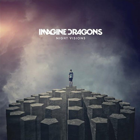 Imagine Dragons - Night Visions Colored Vinyl LP (Out Of Stock) Pre-order - direct audio