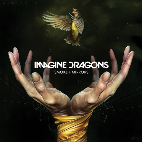 Imagine Dragons - Smoke + Mirrors on 180g Vinyl 2LP - direct audio
