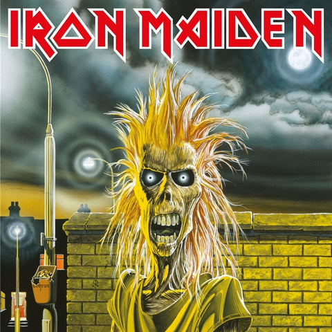Iron Maiden - Iron Maiden 180g Vinyl LP - direct audio