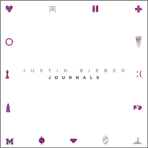 Justin Bieber - Journals Vinyl 2LP (Out Of Stock) Pre-order - direct audio