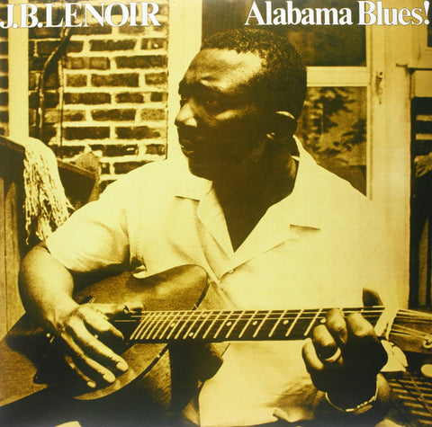 J.B. Lenoir - Alabama Blues 180g Import Vinyl LP - direct audio