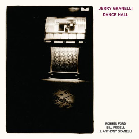 Jerry Granelli - Dance Hall Vinyl LP - direct audio