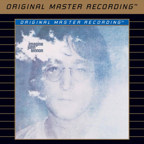 John Lennon - Imagine on Limited-Edition 24K Gold CD from Mobile Fidelity - direct audio